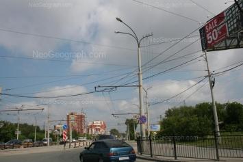 На фото видно: Фронтовых Бригад улица, 7. Екатеринбург (Свердловская область)