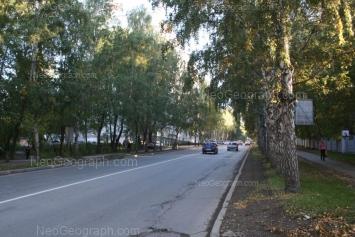 View to: Blukhera street, 7; Blukhera street, 7А. Yekaterinburg (Sverdlovskaya oblast)