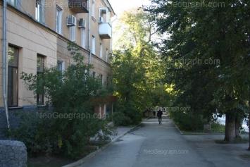 На фото видно: Гагарина улица, 1. Екатеринбург (Свердловская область)