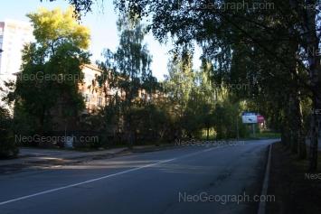 View to: Blukhera street, 15; Flotskaya street, 41. Yekaterinburg (Sverdlovskaya oblast)