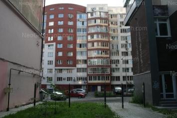 На фото видно: Ботаническая улица, 19; Мира улица, 16; Мира улица, 18. Екатеринбург (Свердловская область)