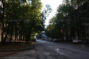 View to: Pervomaiskaya street, 68; Pervomaiskaya street, 69; Pervomaiskaya street, 70. Yekaterinburg (Sverdlovskaya oblast)