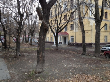 View to: Lenina avenue, 85; Generalskaya street, 11. Yekaterinburg (Sverdlovskaya oblast)