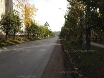 View to: Ispitateley street, 10; Ispitateley street, 22. Yekaterinburg (Sverdlovskaya oblast)