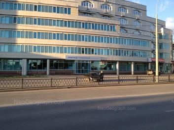 На фото видно: Николая Никонова улица, 6 (ЖК де Геннин). Екатеринбург (Свердловская область)