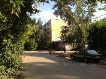 View to: Elektrikov street, 12. Yekaterinburg (Sverdlovskaya oblast)