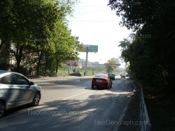 На фото видно: Фурманова улица, 24. Екатеринбург (Свердловская область)