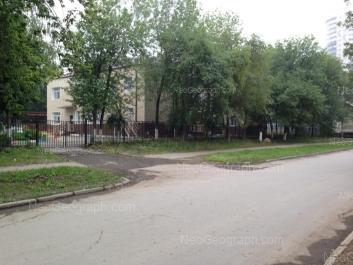 На фото видно: Кобозева улица, 44 (Детский сад №159). Екатеринбург (Свердловская область)
