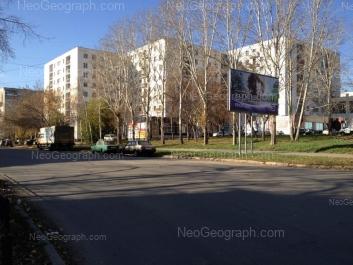 На фото видно: Большакова улица, 12; Восточная улица, 182; Восточная улица, 184; Мичурина улица, 212. Екатеринбург (Свердловская область)