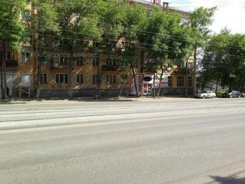 На фото видно: Машиностроителей улица, 6. Екатеринбург (Свердловская область)