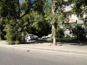 View to: Malisheva street, 123; Malisheva street, 125; Mira street, 23. Yekaterinburg (Sverdlovskaya oblast)