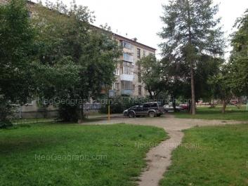 View to: Taganskaya street, 7. Yekaterinburg (Sverdlovskaya oblast)