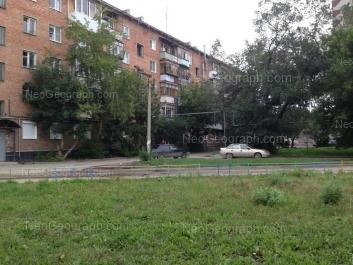 На фото видно: Космонавтов проспект, 76. Екатеринбург (Свердловская область)