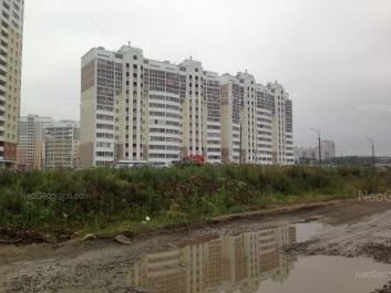 View to: Taganskaya street, 95. Yekaterinburg (Sverdlovskaya oblast)