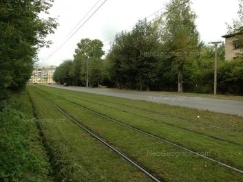 View to: Ferganskaya street, 1; Ferganskaya street, 22 (Школа №87). Yekaterinburg (Sverdlovskaya oblast)
