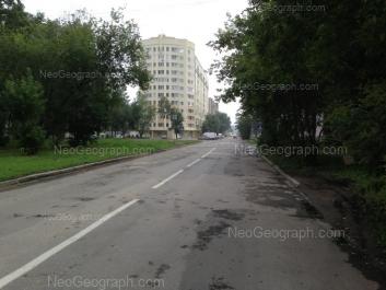 На фото видно: Парниковая улица, 2. Екатеринбург (Свердловская область)