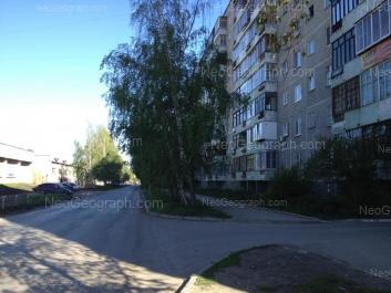 View to: Nachdiva Onufrieva street, 46. Yekaterinburg (Sverdlovskaya oblast)