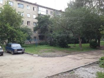 На фото видно: Космонавтов проспект, 78. Екатеринбург (Свердловская область)