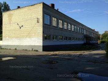 View to: Iliicha street, 48А (Школа №100). Yekaterinburg (Sverdlovskaya oblast)