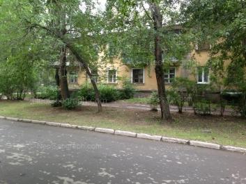 View to: Donskaya street, 59. Yekaterinburg (Sverdlovskaya oblast)