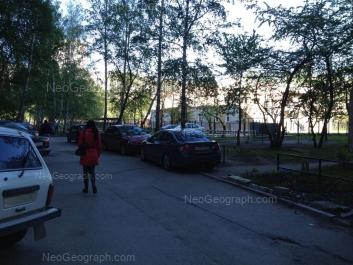 View to: Amundsena street, 64А (Детский сад №209). Yekaterinburg (Sverdlovskaya oblast)