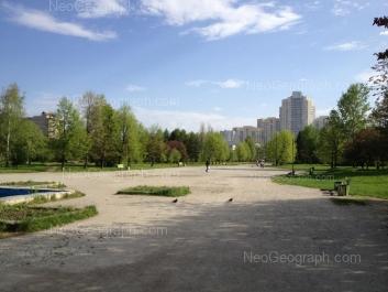 View to: Akademika Bardina street, 31; Chkalova street, 124. Yekaterinburg (Sverdlovskaya oblast)