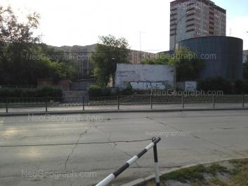 На фото видно: Стачек улица, 61; Стачек улица, 70. Екатеринбург (Свердловская область)