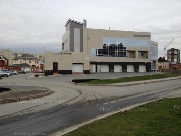 View to: Barvinka street, 19; Barvinka street, 21. Yekaterinburg (Sverdlovskaya oblast)