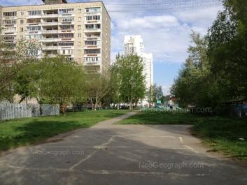 View to: Chkalova street, 121; Chkalova street, 124. Yekaterinburg (Sverdlovskaya oblast)