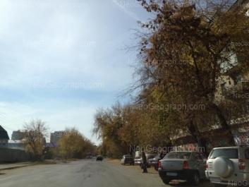 View to: Bisertskaya street, 34; Bisertskaya street, 103. Yekaterinburg (Sverdlovskaya oblast)