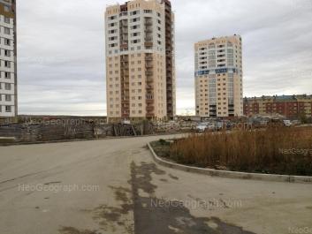View to: Barvinka street, 26; Koltsevaya street, 45. Yekaterinburg (Sverdlovskaya oblast)