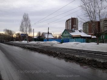 View to: Rastochnaya street, 15/7; Rastochnaya street, 17/3; Rastochnaya street, 17/2. Yekaterinburg (Sverdlovskaya oblast)
