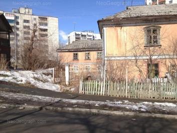 На фото видно: Папанина улица, 9; Энергостроителей улица, 8; Энергостроителей улица, 8А. Екатеринбург (Свердловская область)
