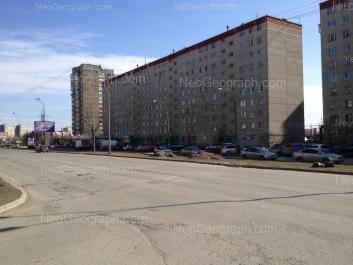 View to: Tavatuiskaya street, 1Б; Tavatuiskaya street, 1В. Yekaterinburg (Sverdlovskaya oblast)