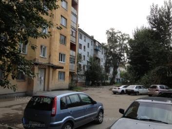 View to: Belorechenskaya street, 3Б; Posadskaya street, 39А. Yekaterinburg (Sverdlovskaya oblast)