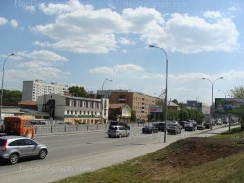 View to: Mashinnaya street, 1; Mashinnaya street, 1к3; Mashinnaya street, 3. Yekaterinburg (Sverdlovskaya oblast)