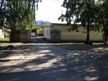 View to: Moskovskaya street, 225/1; Shaumyana street, 8. Yekaterinburg (Sverdlovskaya oblast)