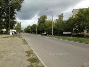 View to: Patrisa Lumumbi street, 31. Yekaterinburg (Sverdlovskaya oblast)