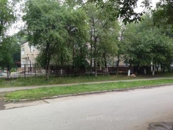 View to: Kobozeva street, 44 (Детский сад №159). Yekaterinburg (Sverdlovskaya oblast)