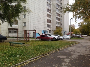 View to: Zavodskaya street, 45А. Yekaterinburg (Sverdlovskaya oblast)