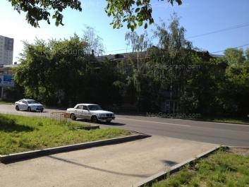 View to: Belorechenskaya street, 4 (Жилой дом Париж); Gurzufskaya street, 47; Gurzufskaya street, 49. Yekaterinburg (Sverdlovskaya oblast)