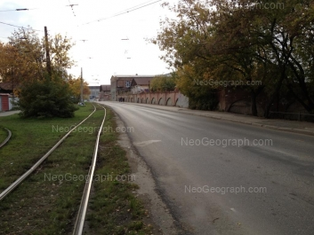 На фото видно: Кирова улица, 28/1. Екатеринбург (Свердловская область)