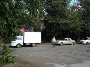 View to: Sanatornaya street, 6. Yekaterinburg (Sverdlovskaya oblast)