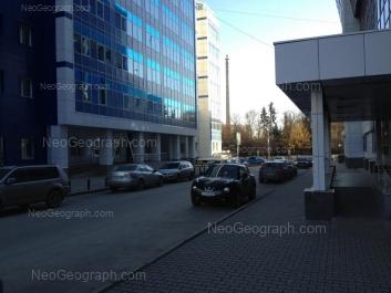 View to: Dobroliubova street, 16; Chernishevskogo street, 16. Yekaterinburg (Sverdlovskaya oblast)