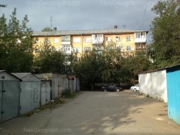 View to: Sukholozhskaya street, 11. Yekaterinburg (Sverdlovskaya oblast)