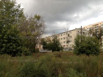View to: Mira street, 44б; Pedagogicheskaya street, 8. Yekaterinburg (Sverdlovskaya oblast)