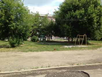 View to: Vosstaniya street, 11. Yekaterinburg (Sverdlovskaya oblast)