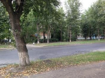View to: Voennaya street, 13. Yekaterinburg (Sverdlovskaya oblast)