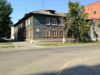 На фото видно: Авангардная улица, 9. Екатеринбург (Свердловская область)