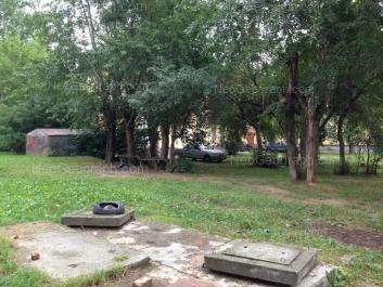 View to: Kommunisticheskaya street, 107. Yekaterinburg (Sverdlovskaya oblast)